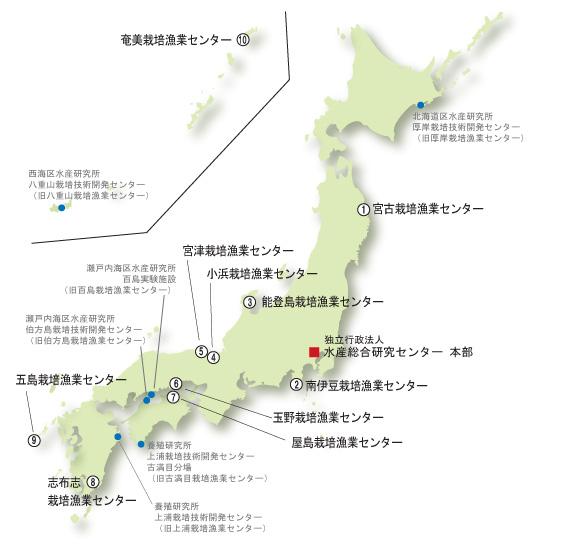 独立行政法人 水産総合研究セン...